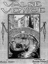 Valse Venice Sheet Music Cover