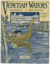 Venetian Waters: Waltzes Sheet Music