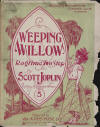 Weeping Willow Ragtime Two Step Sheet