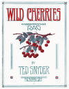 Wild Cherries Rag Sheet Music Cover